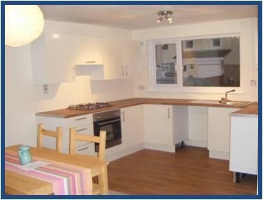 White Kitchen Units Wood Worktop white kitchen units wood worktop from housetohomecouk on
